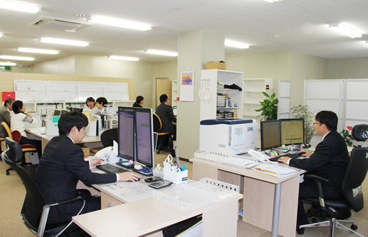 事務所風景写真1