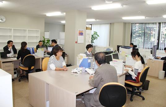 事務所風景写真2