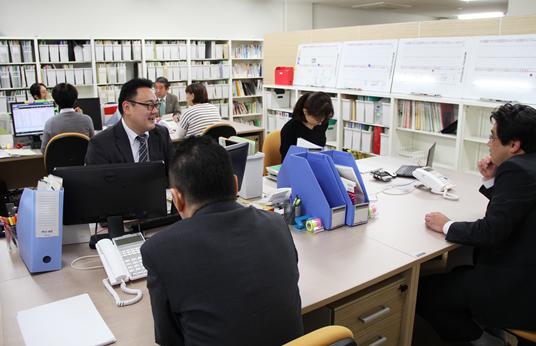 事務所風景写真3